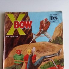 Cómics: X BOW 8 DS C16V. Lote 140792978