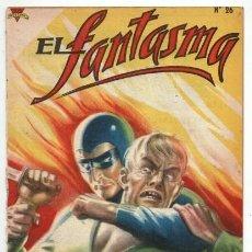 Cómics: EL FANTASMA, LA SOMBRA # 26 EDITORIAL EDMAL # 1960 PROVIENE DE ENCUADERNACION BUEN ESTADO 24 PAG. Lote 140794054
