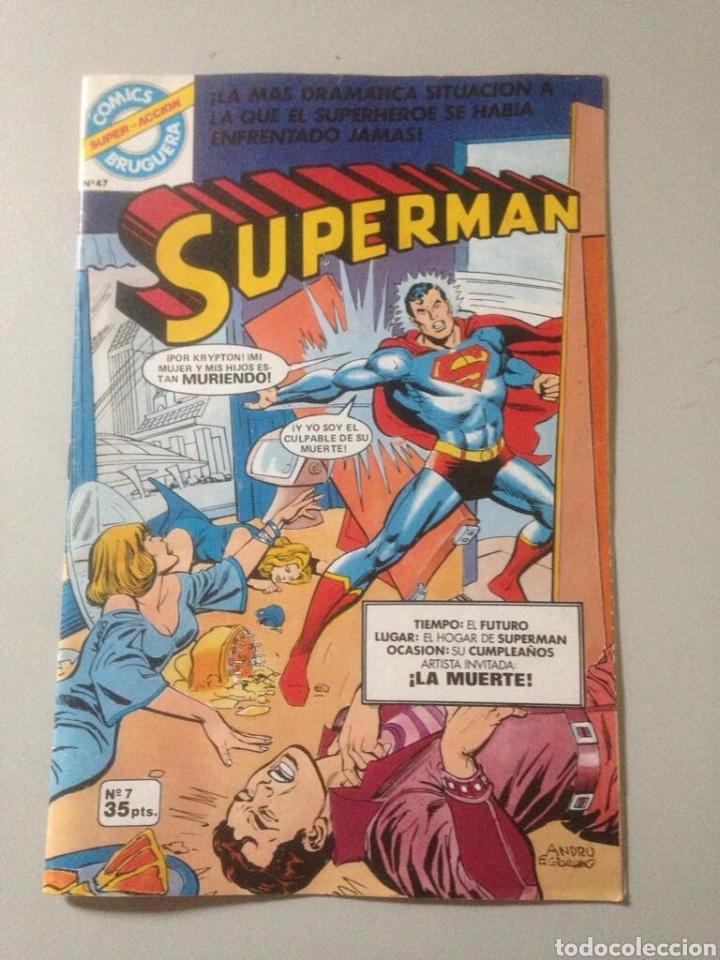 COMIX SUPERMAN NRO 37 (Tebeos y Comics - Comics Pequeños Lotes de Conjunto)