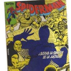 Cómics: SPIDERMAN N,64 FORUM . Lote 140876710