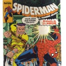 Cómics: SPIDERMAN N,63 FORUM . Lote 140879166