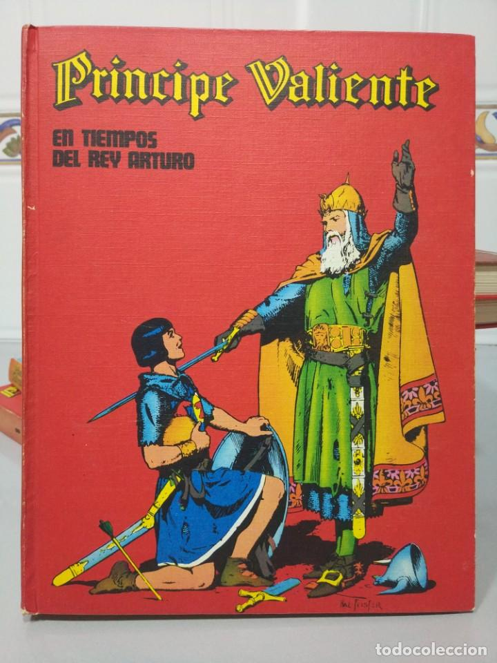 Cómics: El príncipe valiente - Héroes del cómic Colección completa 8 tomos - Foto 2 - 140931930