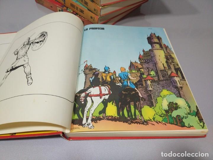 Cómics: El príncipe valiente - Héroes del cómic Colección completa 8 tomos - Foto 4 - 140931930