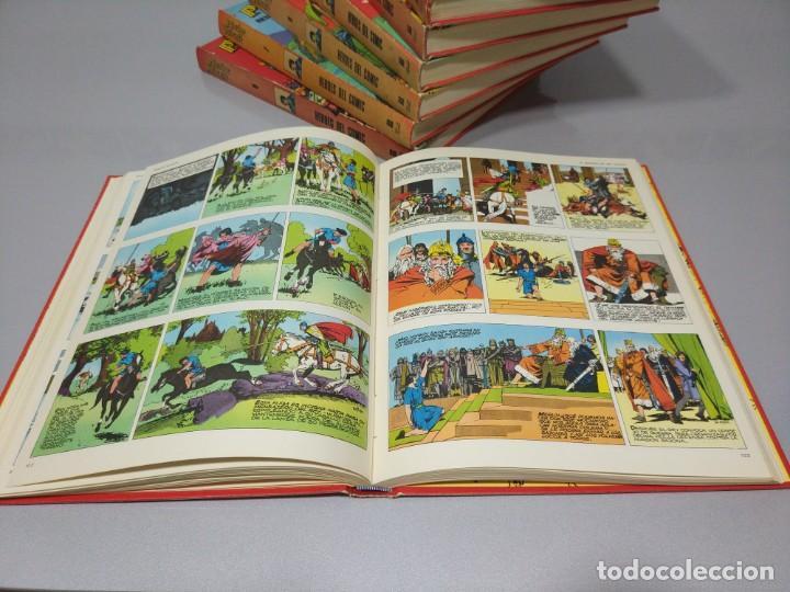 Cómics: El príncipe valiente - Héroes del cómic Colección completa 8 tomos - Foto 5 - 140931930