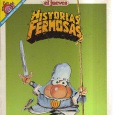 Cómics: EL JUEVES N,54 HISTORIAS FERMOSAS. Lote 141006946