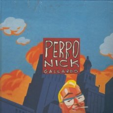 Cómics: PERRO NICK ALBUM TAPA DURA. Lote 74928693