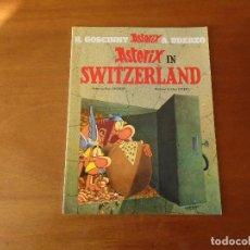Cómics: ASTERIX IN SWITZERLAND (GOSCINNY-UDERZO) . Lote 141207714