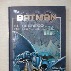 Cómics: BATMAN, EL REGRESO DE RAS AL GHUL - PLANETA COLECCION 48. Lote 141223990