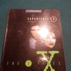Cómics: EXPEDIENTE X - 13 COMICS + TAPAS - Nº 1-2-4-5-7-8-9-10-11-12-13-14-15 - LA VANGUARDIA. Lote 141453234