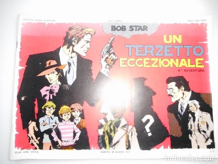 Cómics: WILL GOULD Bob Star(Red Barry) 5 tomos Y91162 - Foto 2 - 141467238