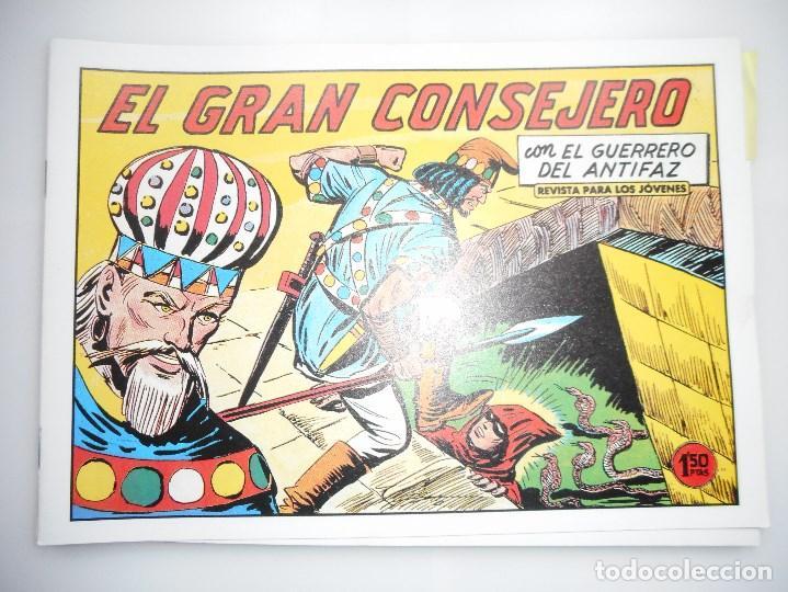 EL GUERRERO DEL ANTIFAZ(11 TOMOS) Y91167 (Tebeos y Comics - Comics otras Editoriales Actuales)