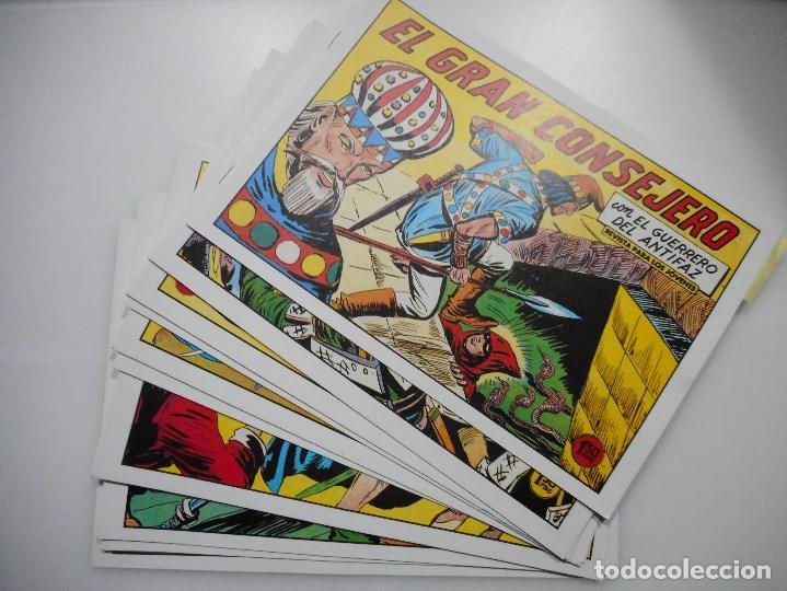 Cómics: El guerrero del antifaz(11 tomos) Y91167 - Foto 2 - 141467586