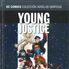 Cómics: YOUNG JUSTICE : UNA LIGA PROPIA , EDITORIAL ECC. Lote 141500934