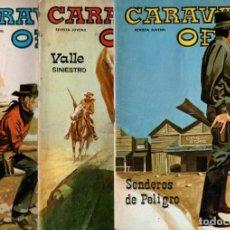 Cómics: LOTE 14 COMICS OESTE - VER IMÁGENES Y LISTADO. Lote 141534242