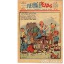 Cómics: FLECHAS Y PELAYOS Nº 160. 28 DICIEMBRE 1941. SEMANARIO NACIONAL INFANTIL. Lote 78935897