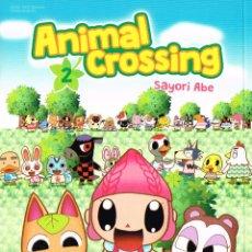 Cómics: ANIMAL CROSSING,2,MANGA.NORMA EDITORIAL.. Lote 141605342