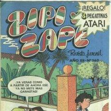 Cómics: ZIPI Y ZAPE SEMANAL NUMERO 560. Lote 55449790