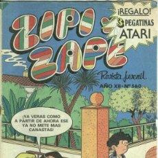 Cómics: ZIPI Y ZAPE SEMANAL NUMERO 560. Lote 55449791