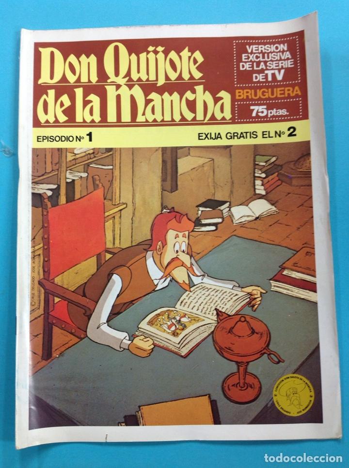 DON QUIJOTE DE LA MANCHA 1 (Tebeos y Comics Pendientes de Clasificar)