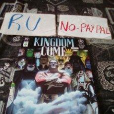 Cómics: SUPERMAN ORIGEN MÉXICO KINGDOM COME TOMO 3 LA LLEGADA DEL REINO DC. Lote 141765400