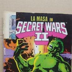 Cómics: COMICS FORUM. LA MASA EN SECRET WARS, NUM. 23. 1986.- . Lote 141898966