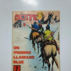 Cómics: COLECCIÓN OESTE Nº 3 - UN HOMBRE LLAMADO BLUE - EDITA - BLUE EDICIONES PINED 1970. TDKC39. Lote 141949026
