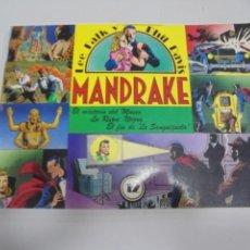 Cómics: TEBEO. MANDRAKE. LEE FALK Y PHIL DAVIS. Nº 12. TIRAS DIARIAS. Lote 142021278