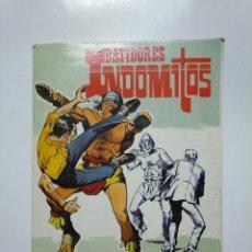 Cómics: BATIDORES INDOMITOS. LLAVES DE UN IMPERIO Y LOS COYOTES NEGROS. EDITA M. ROLLAN. MADRID 1973. TDKC39. Lote 142024730
