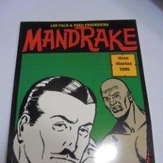 Cómics: TEBEO. MANDRAKE. TIRAS DIARIAS 1980. VOLUMEN 20º. Lote 142024978