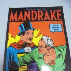 Cómics: TEBEO. MANDRAKE. TIRAS DIARIAS 1949. TOMO XIII. Lote 142031138