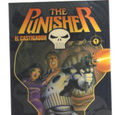 Cómics: THE PUNISHER EL CASTIGADOR CIRCULO DE SANGRE N,1. Lote 142050710