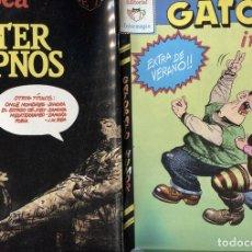 Cómics: EDITORIAL INTERMAGEN: GATOPATO EXTRA VERANO. Lote 142102733