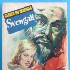 Cómics: GEORGE DU MAURIER - SVENGALI. Lote 142133208
