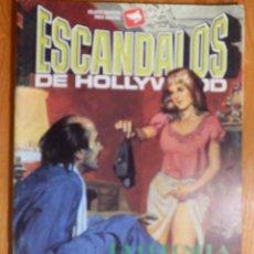 Cómics: RELATOS GRÁFICOS ADULTOS, ESCÁNDALOS DE HOLLYWOOD Nº 20 LA CORONELLA, EL MILLONARIO EDICOMIC 1984. Lote 142170574