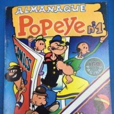 Comics : POPEYE 1. Lote 142177760