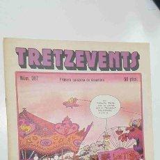 Cómics: COMIC: TRETZEVENTS NUM 387. FREDERIC MISTRAL PER AMELIA BENET. Lote 142179829