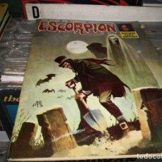 Cómics: ESCORPION Nº 21 - ED.VILMAR 1973. Lote 142183270