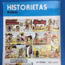 Comics : HISTORIAS - MAISAL. Lote 142187222
