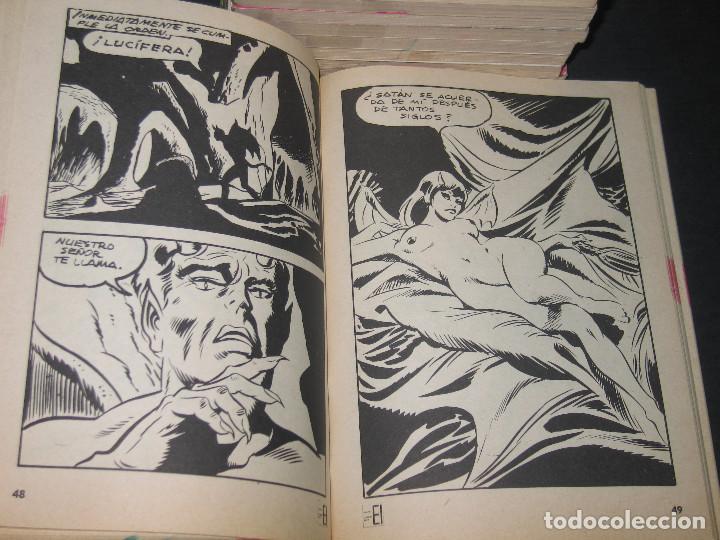 Cómics: LUCIFERA - Ediciones Elviberia - INCLUYE LOS NÚM. 5 y 7 - 1976 - Foto 5 - 142241318