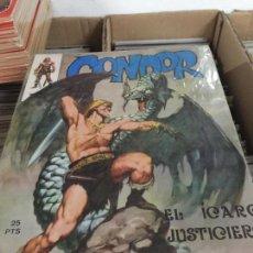 Cómics: CONDOR COMPLETA EN MUY BUEN ESTADO. Lote 142368862