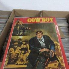 Cómics: COWBOY COMPLETA EN MUY BUEN ESTADO. Lote 142368918