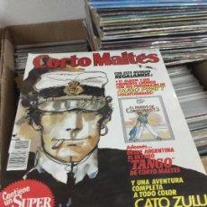 Cómics: CORTO MALTES COMPLETA MAS ÁLBUM COMPLETOS EN MUY BUEN ESTADO. Lote 142369062