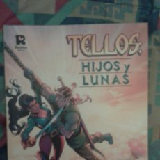 Cómics: TELLOS: HIJOS Y LUNAS: RECERCA EDITORIAL. Lote 142465416