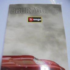 Cómics: REVISTA. CATALOGO BBURAGO '97. ITALIA. Lote 142493994