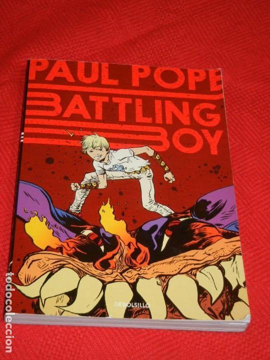 BATTLING BOY, DE PAUL POPE 2013 (Tebeos y Comics - Comics otras Editoriales Actuales)