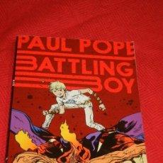 Cómics: BATTLING BOY, DE PAUL POPE 2013. Lote 142511290