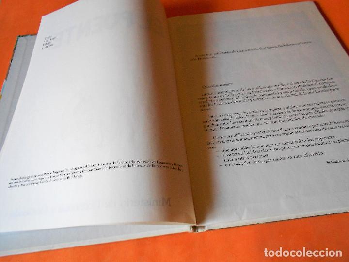 Cómics: EL PUENTE. MINISTERIO DE ECONOMIA Y HACIENDA. LAGO & ARRANZ. 1985 - Foto 4 - 142578562