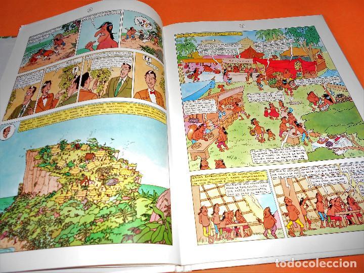 Cómics: EL PUENTE. MINISTERIO DE ECONOMIA Y HACIENDA. LAGO & ARRANZ. 1985 - Foto 5 - 142578562