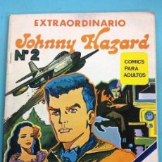 Comics : EXTRADINARIO, JOHNNY HAZARD 2. Lote 142598394