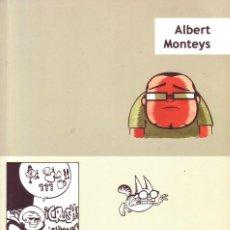 Comics : TERCER ENCUENTRO DEL COMIC EN SEVILLA. MONTEYS,ALBERT. COMIC-395.. Lote 205094272